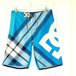 DC Men's Graphic Board Shorts